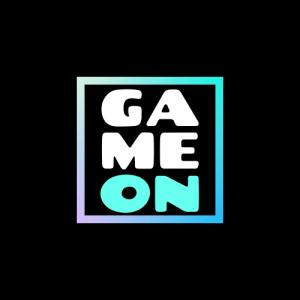 Game On!- pelihankkeen logo